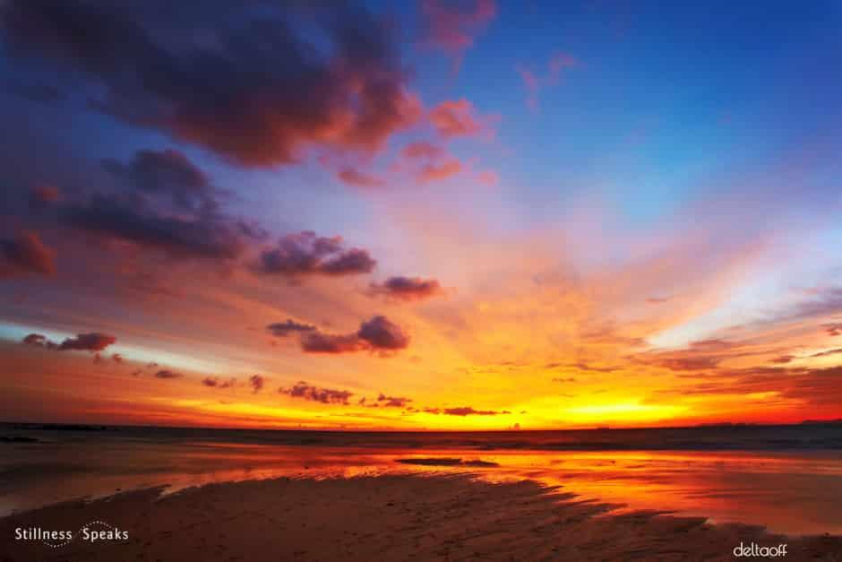 sea sunset love religion light sacredness ibn arabi
