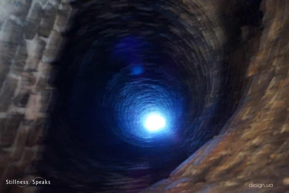 after death dark tunnel tollifson