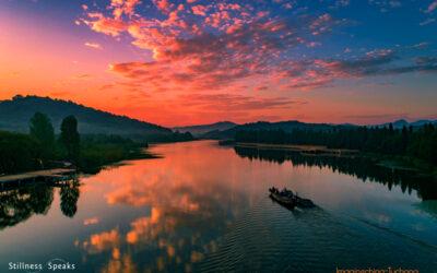 Meet Me Here Where Silence Roars … by Adyashanti