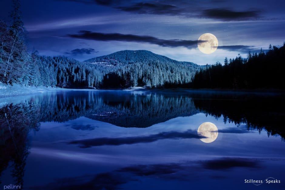 silence my secret radiant darkness adyashanti