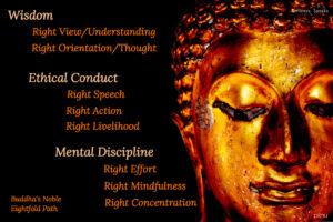 buddhas noble eightfold path