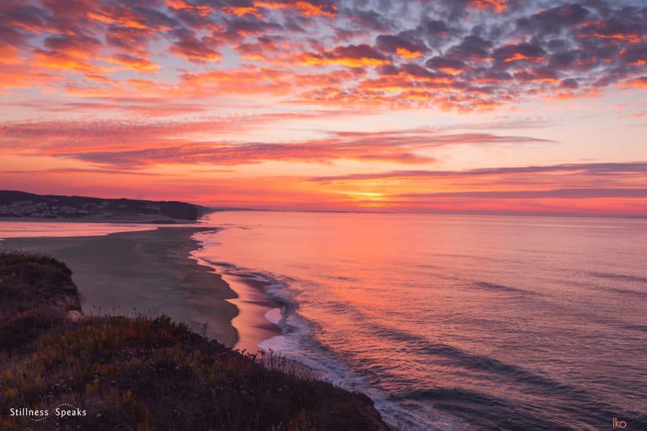 ocean sunset essential nature amoda
