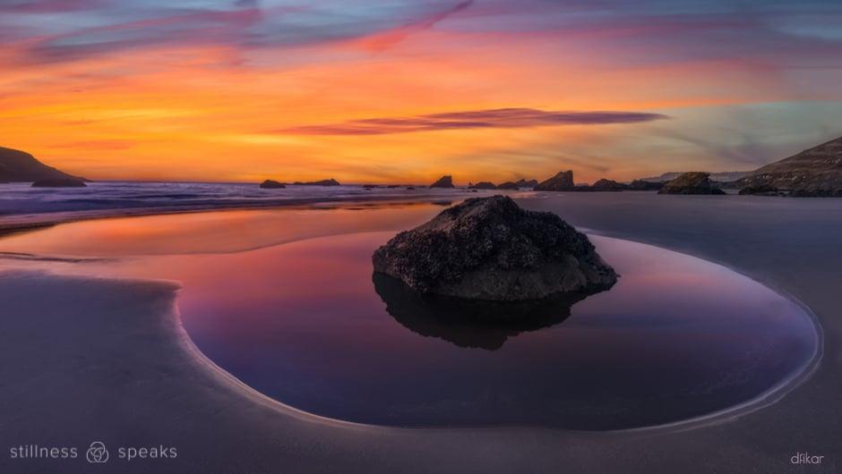 beautiful revolution dawn oregon coast presence amidon