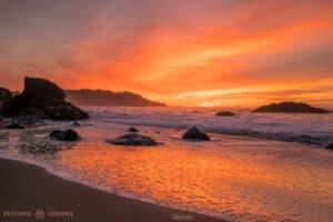 sunset eternal now adyashanti