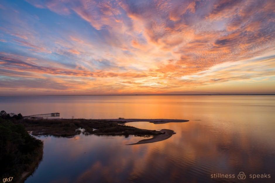 take in experience moment sunset sky nirmala