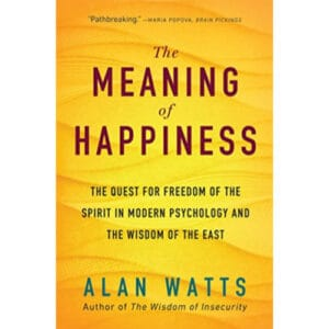 meaning happiness watts