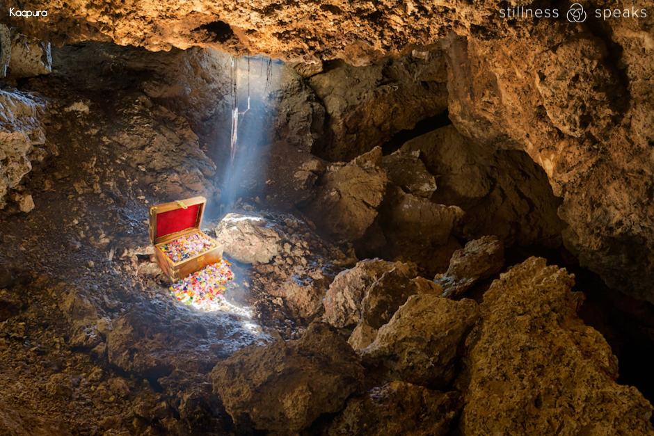 hidden treasure liber almaas